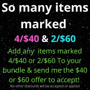 ✨Scroll down for DEALS!✨